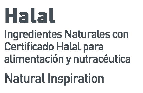 Halal alimentacion y nutracéutica