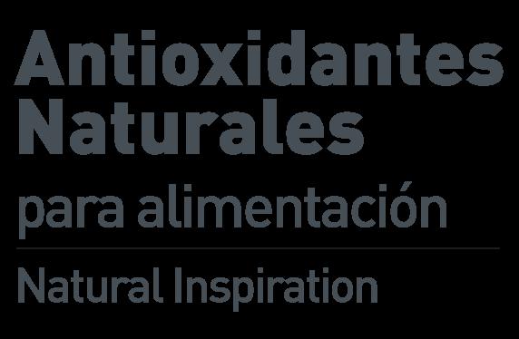 Antioxidantes Naturales para alimentación