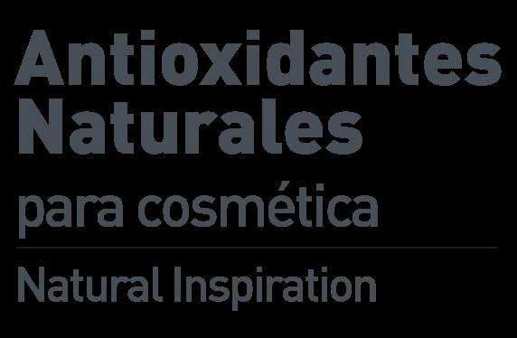 Antioxidantes Naturales para cosmética