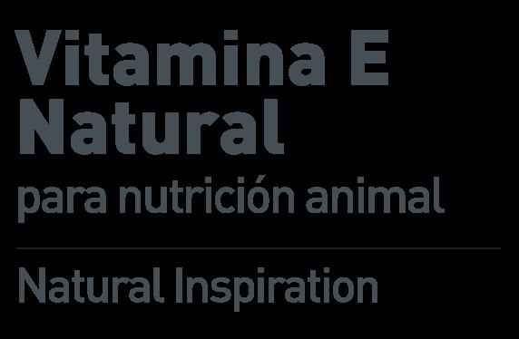 Vitamina E Nutrición Animal
