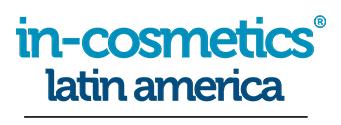 In-cosmetics Latin America BTSA